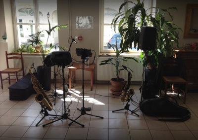 Photo d'instruments musique