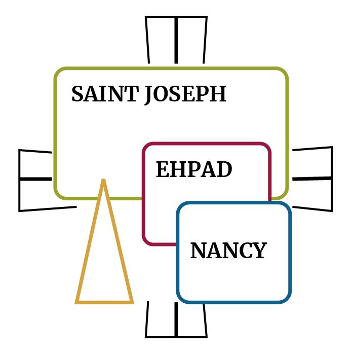 Maison de retraite Saint Joseph à Nancy